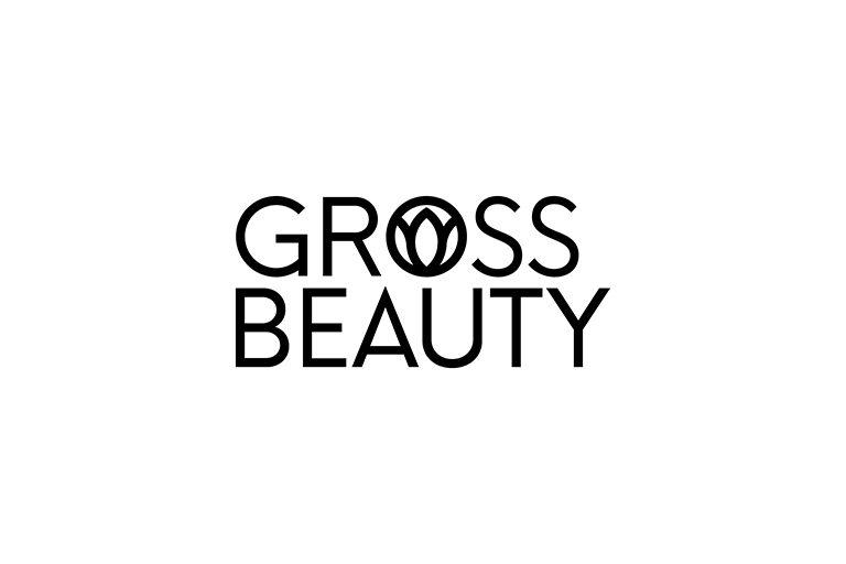 Návrhy na logo Gross Beauty