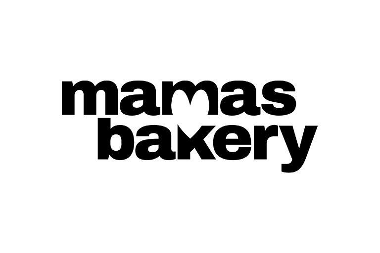 Návrhy na logo Mamas bakery