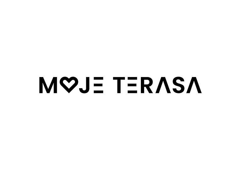 Návrhy na logo Moje terasa