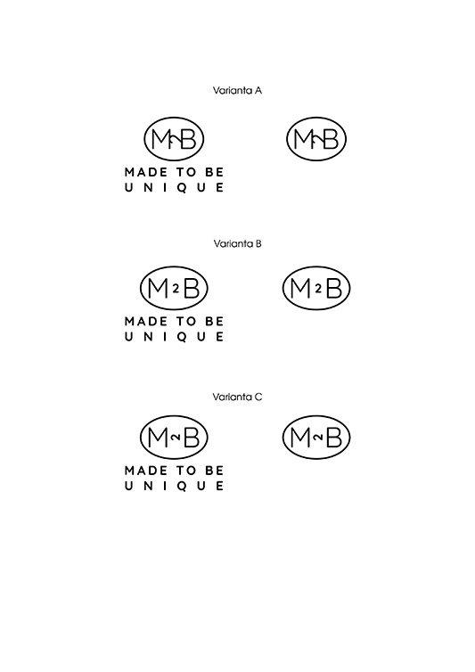 Návrhy na logo první korektura
