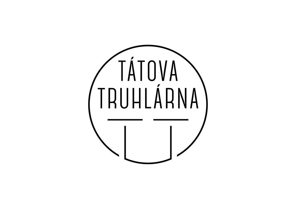 Tvorba loga a logomanuálu na míru Tátova truhlárna