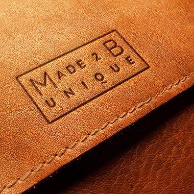 Tvorba loga na míru Made 2 B Unique portfolio