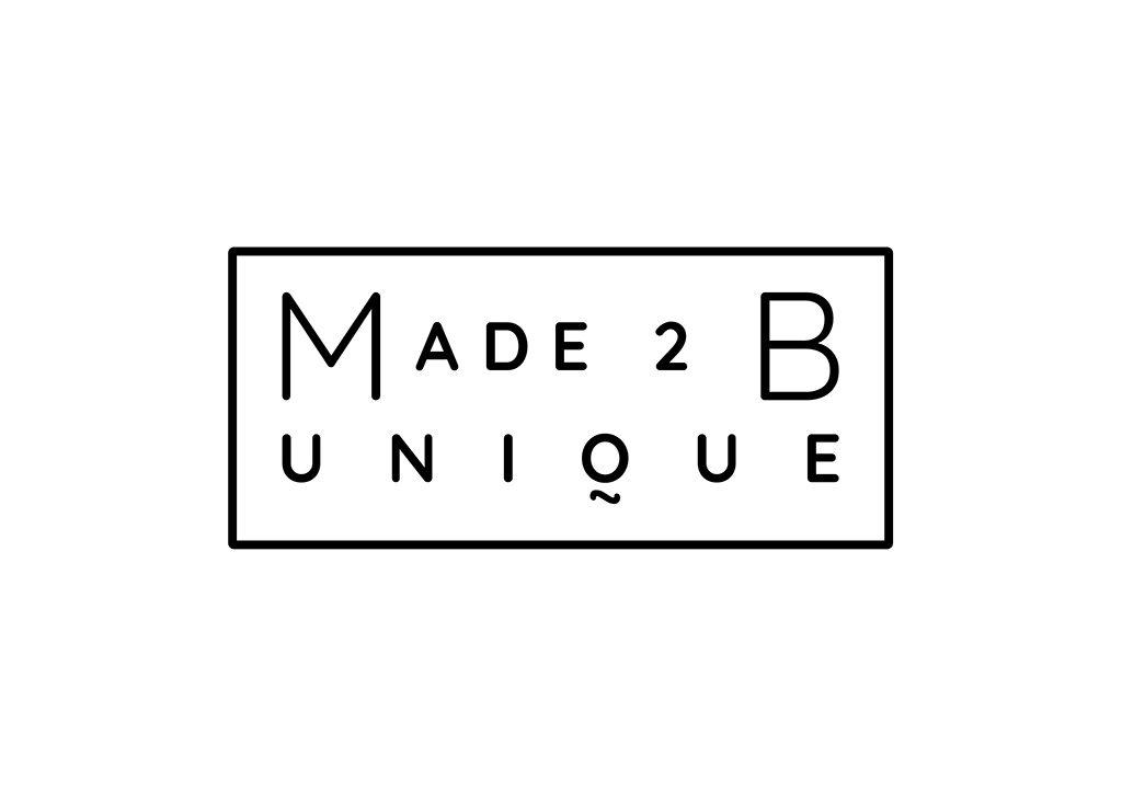 Tvorba loga na míru Made 2 B Unique